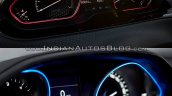Peugeot 2008 instrument panel old vs. new
