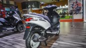 Piaggio Fly 125 rear quarter at Auto Expo 2016