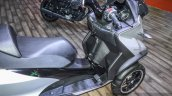 Piaggio MP3 300 Lt Sport ABS brake pedal at Auto Expo 2016