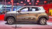Renault Kwid 1.0 AMT left side at the Auto Expo 2016