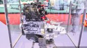 Renault Kwid 1.0 SCe engine at the Auto Expo 2016