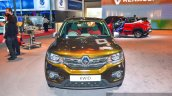 Renault Kwid 1.0 front at the Auto Expo 2016