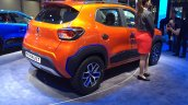 Renault Kwid Climber rear three quarters at Auto Expo 2016