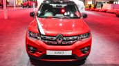 Renault Kwid custom front at Auto Expo 2016