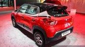 Renault Kwid custom rear three quarters left at Auto Expo 2016