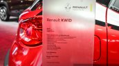 Renault Kwid custom spec at Auto Expo 2016