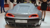 Rimac Concept_One rear view