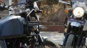Royal Enfield Himalayan front guard unveiled