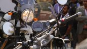 Royal Enfield Himalayan handlebar unveiled