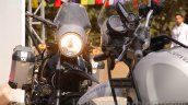 Royal Enfield Himalayan head light unveiled