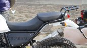 Royal Enfield Himalayan split seats unveiled