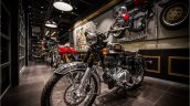 Royal Enfield store in Thailand