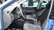 Skoda Fabia Combi ScoutLine front cabin at the 2016 Geneva Motor Show Live