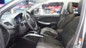 Suzuki Baleno 1.0 Boosterjet front seats at 2016 Geneva Motor Show