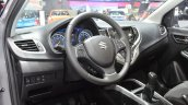 Suzuki Baleno 1.0 Boosterjet interior at 2016 Geneva Motor Show