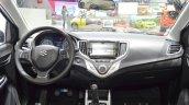 Suzuki Baleno 1.2 SHVS dashboard at 2016 Geneva Motor Show