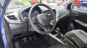 Suzuki Baleno 1.2 SHVS interior at 2016 Geneva Motor Show