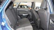 Suzuki Baleno 1.2 SHVS rear seat at 2016 Geneva Motor Show