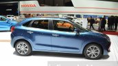 Suzuki Baleno 1.2 SHVS side at 2016 Geneva Motor Show