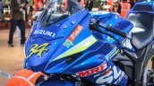 Suzuki Gixxer Cup race bike at Auto Expo 2016