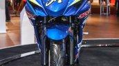 Suzuki Gixxer Cup race bike front at Auto Expo 2016