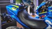 Suzuki Gixxer Cup race bike seat at Auto Expo 2016