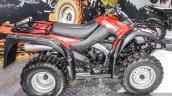 Suzuki QuadSport Z400 engine at Auto Expo 2016