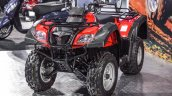 Suzuki QuadSport Z400 front quarter at Auto Expo 2016