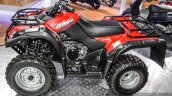Suzuki QuadSport Z400 side at Auto Expo 2016