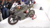 TVS Akula 310 Racing Concept carbon fibre body work at Auto Expo 2016