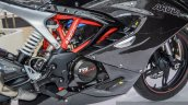 TVS Akula 310 chassis at Auto Expo 2016
