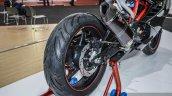 TVS Akula 310 tyre at Auto Expo 2016
