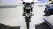 TVS Apache RTR 200 4V Matte Gray front at Make In India Week