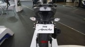 TVS Apache RTR 200 4V Matte Gray rear at Make In India Week