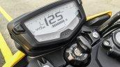 TVS Apache RTR 200 4V digital instrument console review
