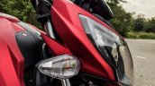 TVS Apache RTR 200 4V headlamp review