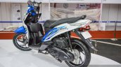 TVS Dazz DFI rear quarter at Auto Expo 2016