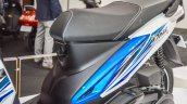 TVS Dazz DFI seat at Auto Expo 2016