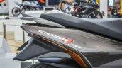 TVS ENTORQ 210 at Auto Expo 2016