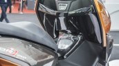 TVS ENTORQ 210 handlebar at Auto Expo 2016