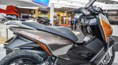 TVS ENTORQ 210 panels at Auto Expo 2016