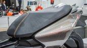 TVS ENTORQ 210 seat at Auto Expo 2016