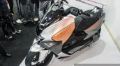 TVS ENTORQ210 Scooter Concept fairing at Auto Expo 2016