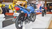 TVS Victor rear quarter at Auto Expo 2016