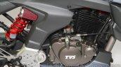 TVS X21 Concept Racer 212.4 cc engine at AUto Expo 2016