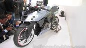 TVS X21 Concept Racer side at AUto Expo 2016