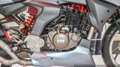 TVS X21 Concept air-cooled engine at Auto Expo 2016
