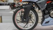 TVS X21 Concept alloy wheel fork at Auto Expo 2016
