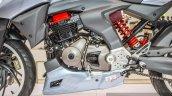 TVS X21 Concept engine at Auto Expo 2016