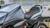 TVS X21 Concept fuel tank at Auto Expo 2016